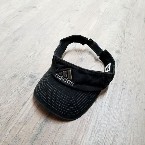 adidas Other - Adidas Twill Visor Hat. Brand New Condition!
